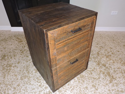 File Cabinets/Credenza - BurntRock