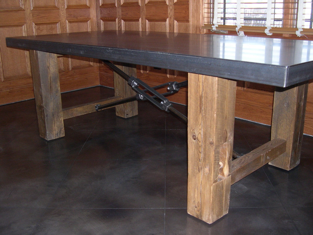Dining Conference Page BurntRock BurntRock - 42 x 96 conference table
